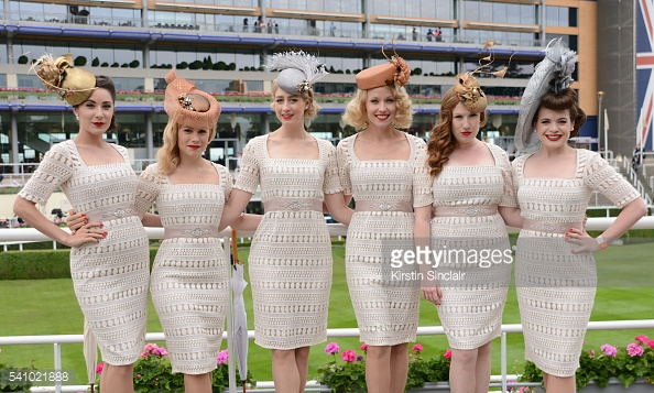 on day 5 of Royal Ascot at Ascot Racecourse on June 18, 2016 in Ascot, England.