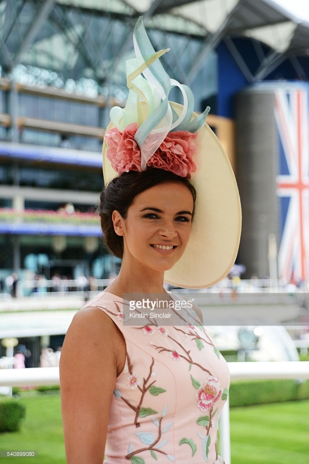 on day 3 of Royal Ascot at Ascot Racecourse on June 16, 2016 in Ascot, England.